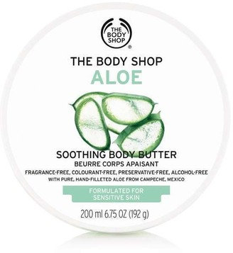 The Body Shop Aloe Vera Body Butter