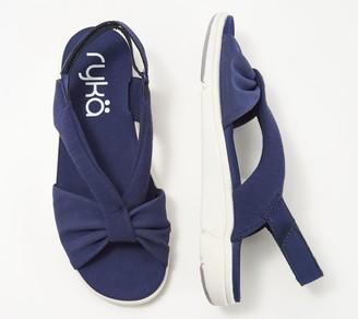 Ryka Adjustable Back-Strap Sport Sandals - Macy