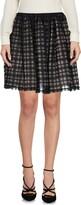 RED Valentino Knee length skirts - Item 35323287