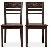 Mudhut Makshah Dining Chair (Set of 2