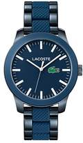 Lacoste Men's Lacoste.12.12 Pinnacle Mixed Material Bracelet