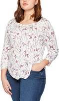Evans Women's Bird Print T-Shirt