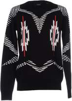 Marcelo Burlon County of Milan Sweaters - Item 39735065