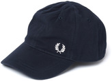 Fred Perry Navy Pique Classic Baseball Cap