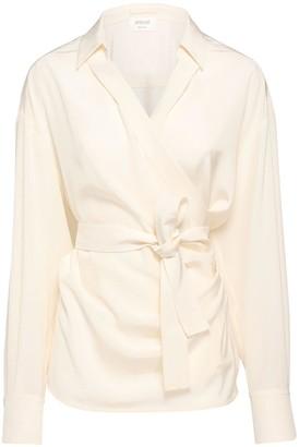 Sportmax Cachi Silk Crepe De Chine Shirt