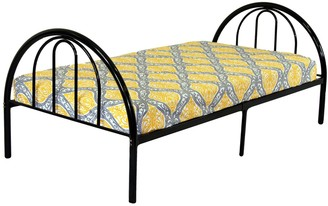 Rack Furniture Brooklyn Metal Twin Bed