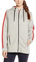 Tommy Hilfiger Women's Th Athletic Long Hoodie