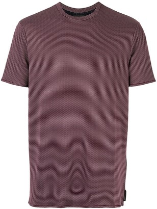 Emporio Armani printed straight-fit T-shirt