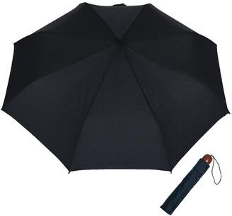Shelta Mini-Maxi Folding Wood Handle Umbrella