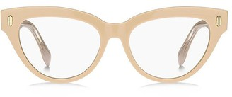 Fendi Eyewear Cat Eye Frame Glasses