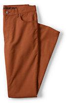 Classic Men's Straight Fit 14-wale Corduroy 5-pocket Jeans-Rich Spice