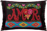 Jan Constantine Fiesta Amor Cushion