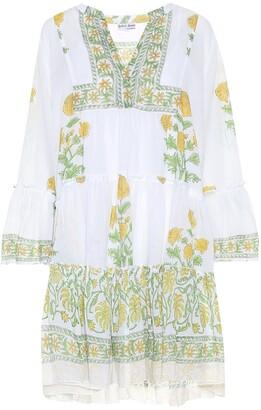 Juliet Dunn Exclusive to Mytheresa Floral cotton dress