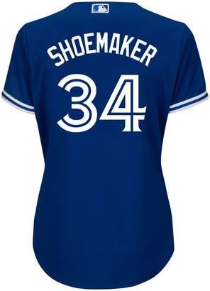 Majestic Matt Shoemaker Toronto Blue Jays MLB Cool Base Replica Away Jersey Tee