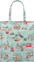 Cath Kidston London Town Tall Zipped Shopper