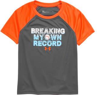 Under Armour Breaking My Own Record HeatGear® Raglan Shirt