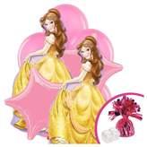 BuySeasons Disney Beauty and the Beast Balloon Bouquet