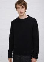 Dries Van Noten Navy Marcel Sweater