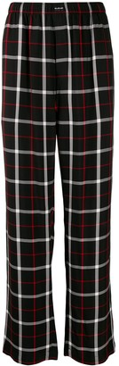 Balenciaga Pajama Style Trousers