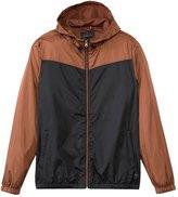 O'Neill Men's Capitola Hooded Windbreaker Jacket 8138830