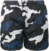 Valentino camouflage swim shorts - men - Polyamide/Polyester - 44