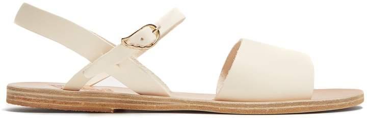 Ancient Greek Sandals Kaliroi vachetta-leather sandals