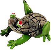 Dale Tiffany Dale TiffanyTM 6.25-Inch Gentle Frog Art Glass Figurine