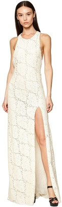 Redemption Macrame Lace Long Dress