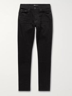 Amiri Stack Skinny-Fit Stretch-Denim Jeans