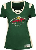 Majestic Women's Minnesota Wild Draft Me T-Shirt