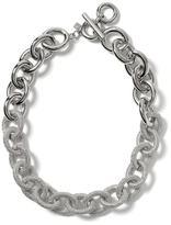 Banana Republic Silver Link Necklace