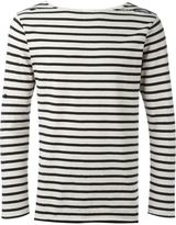 Saint Laurent distressed breton top