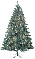 Kurt Adler Pre-Lit LED Northwood Pine 7-ft. Artificial Christmas Tree