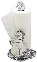 Arthur Court Horse Paper Towel Holder