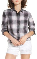Obey Women's Wooster Plaid Shirt