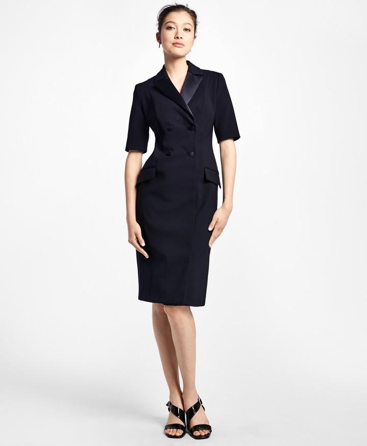 5c0238d9f29 Black Tuxedo Dresses - ShopStyle