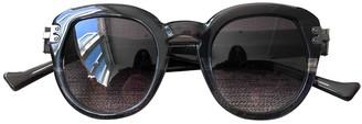 Grey Ant Anthracite Plastic Sunglasses