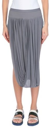 Rick Owens 3/4 length skirt