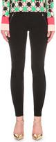Emilio Pucci Zip-detail stretch-jersey leggings