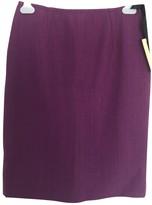 Giambattista Valli Purple Skirt for Women