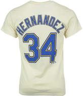 Majestic Men's Felix Hernandez Seattle Mariners Player T-Shirt