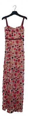 For Love & Lemons Pink Polyester Dresses
