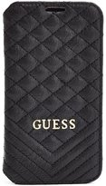GUESS Quilted Galaxy S5 Book-Type Case