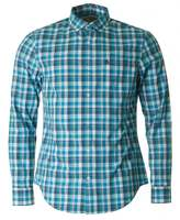 Original Penguin Long Sleeved Multi Check Shirt