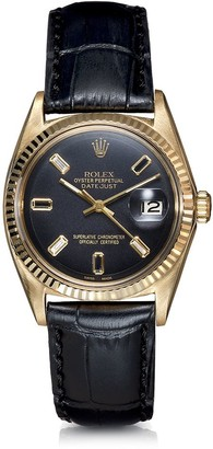 Lizzie Mandler Fine Jewelry customised Rolex Oyster Perpetual Datejust 36mm