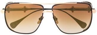 EQUE.M Chivalry square frame sunglasses