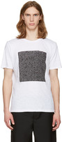 Rag & Bone White Code T-shirt