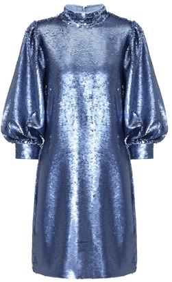 Ganni Sequined minidress