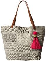 Echo Patchwork Tote Tote Handbags