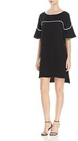 Calvin Klein Flutter Sleeve Dress